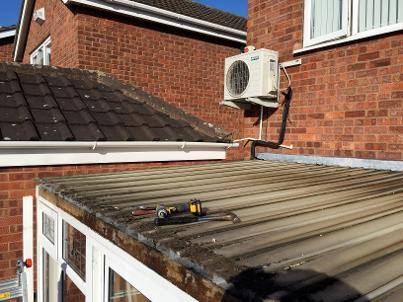 Conservatory Roof Replacement Upgrades And Repairs Derbyshire Staffordshire Nottinghamshire Yorkshire And Leicestershire